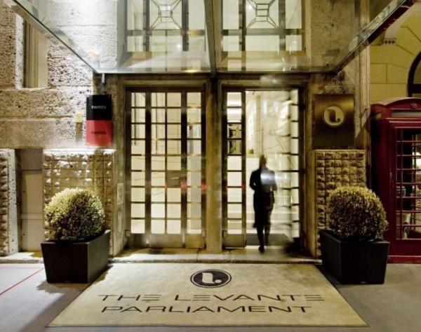 Hotel the levante parliament design hotel vienna for Design hotel vienna